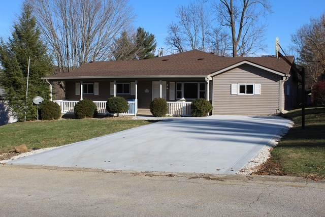 270 White Lane, Bedford, IN 47421 (MLS #202045453) :: Aimee Ness Realty Group