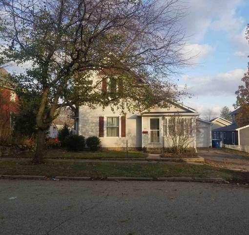 410 N Lake Street, Culver, IN 46511 (MLS #202045871) :: Parker Team
