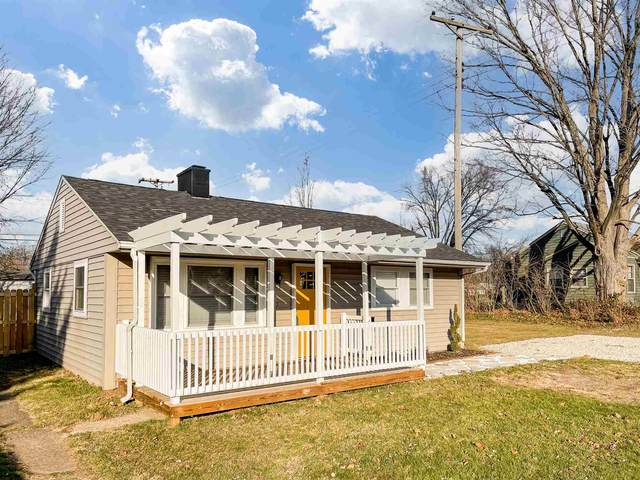 613 Napoleon Street, South Bend, IN 46617 (MLS #202047990) :: RE/MAX Legacy