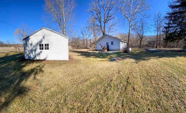 11476 W Horseshoe Bend Road, Brookston, IN 47923 (MLS #202101777) :: Aimee Ness Realty Group