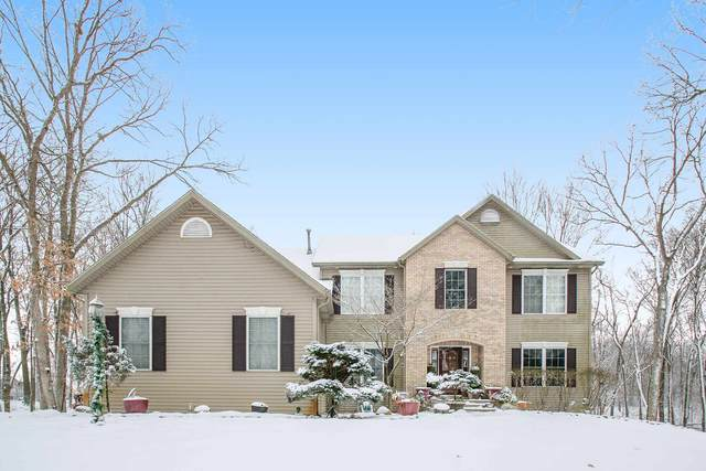 50905 Persimmon Drive, South Bend, IN 46628 (MLS #202102340) :: The Dauby Team