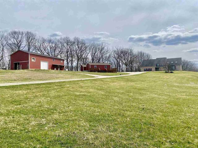 4159 S Carlisle Road, Williamsport, IN 47993 (MLS #202103538) :: The Romanski Group - Keller Williams Realty
