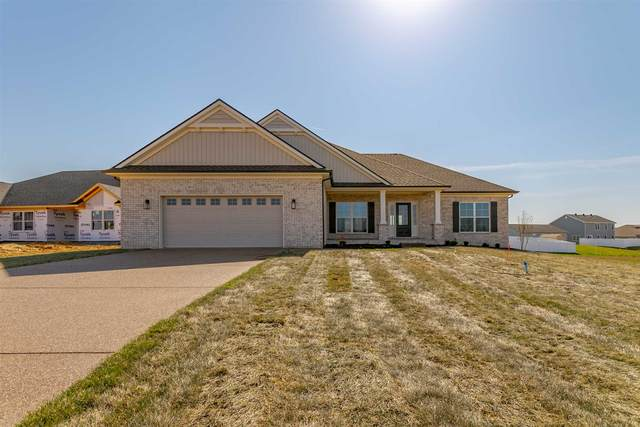 3515 Ralston Drive, Evansville, IN 47715 (MLS #202107796) :: The Dauby Team
