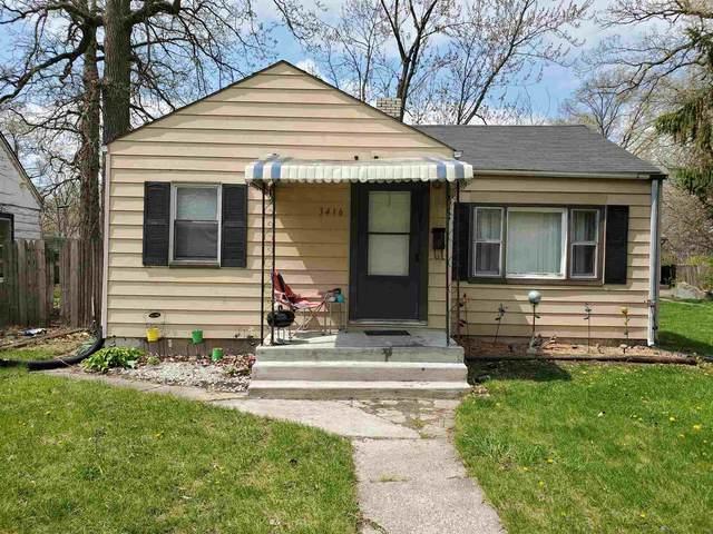 3416 Abbott Street, Fort Wayne, IN 46806 (MLS #202114876) :: TEAM Tamara