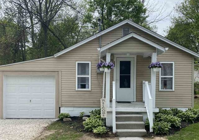 305 W Coolidge Drive, Bloomington, IN 47403 (MLS #202115116) :: Aimee Ness Realty Group