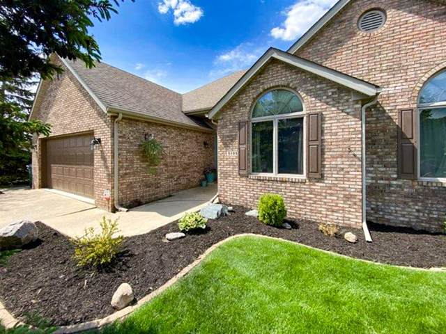 5105 S Montego Way, Muncie, IN 47302 (MLS #202117555) :: The ORR Home Selling Team