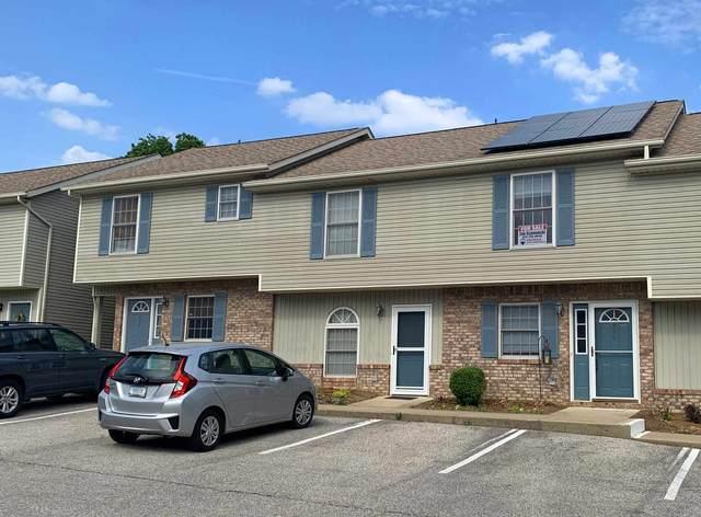 880 E Sherwood Hills Drive, Bloomington, IN 47401 (MLS #202118843) :: Hoosier Heartland Team | RE/MAX Crossroads