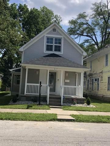 417 W Taylor Street, Kokomo, IN 46901 (MLS #202120748) :: The Romanski Group - Keller Williams Realty