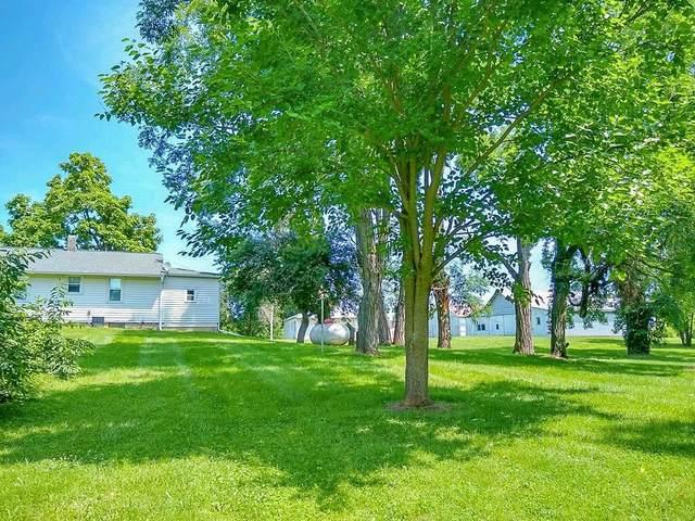 9800 N County Road 525W Road, Gaston, IN 47342 (MLS #202126053) :: The ORR Home Selling Team