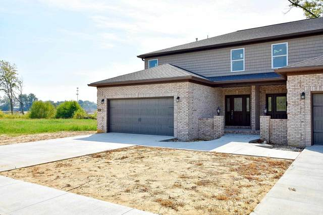 8663 Pebble Creek Drive, Newburgh, IN 47630 (MLS #202127399) :: JM Realty Associates, Inc.