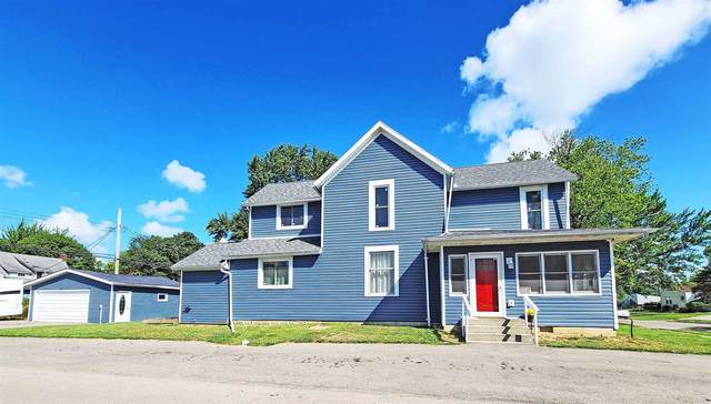 903 N Jefferson Street, Hartford City, IN 47348 (MLS #202137154) :: The Romanski Group - Keller Williams Realty