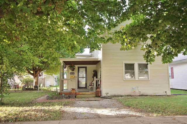 122 E South C Street, Gas City, IN 46933 (MLS #202139130) :: The Romanski Group - Keller Williams Realty
