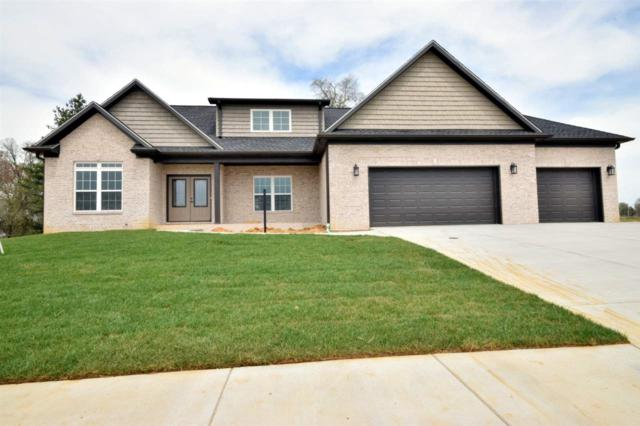 2842 Locker Court, Evansville, IN 47725 (MLS #201753180) :: Parker Team