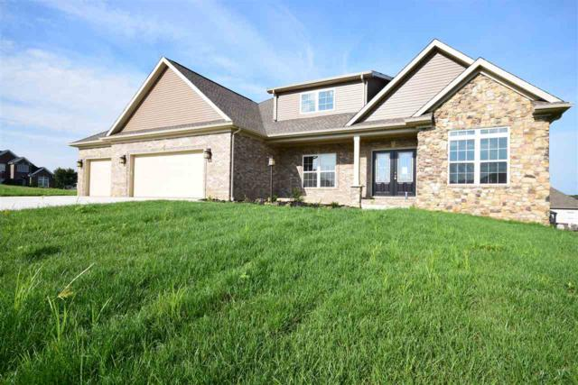 10848 Sable Ridge Drive, Evansville, IN 47725 (MLS #201753181) :: Parker Team