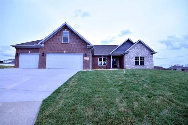 2801 Locker Court, Evansville, IN 47725 (MLS #201753183) :: Parker Team