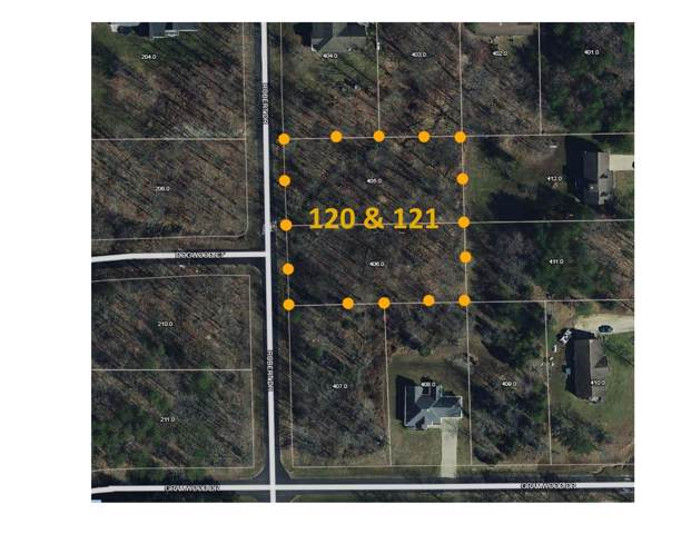 Lot #120 & 121 Robert Drive, Celestine, IN 47521 (MLS #201800354) :: The Dauby Team