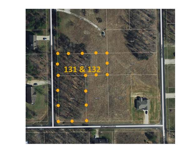 Lot #131 & 132 N Charmwood Drive, Celestine, IN 47521 (MLS #201800363) :: Anthony REALTORS