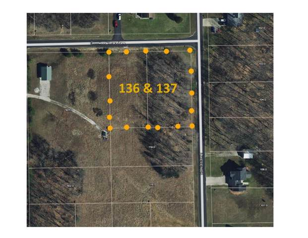 Lot #136 & 137 Glenwood Terrace Lane, Celestine, IN 47521 (MLS #201800366) :: The Dauby Team