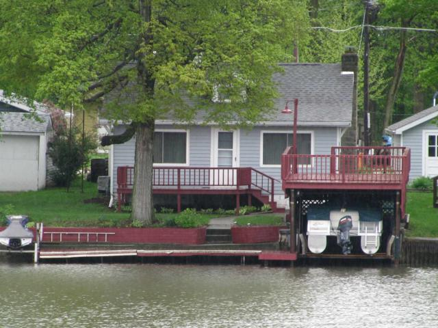 5047 E Shady Point Drive, Monticello, IN 47960 (MLS #201911382) :: The Romanski Group - Keller Williams Realty