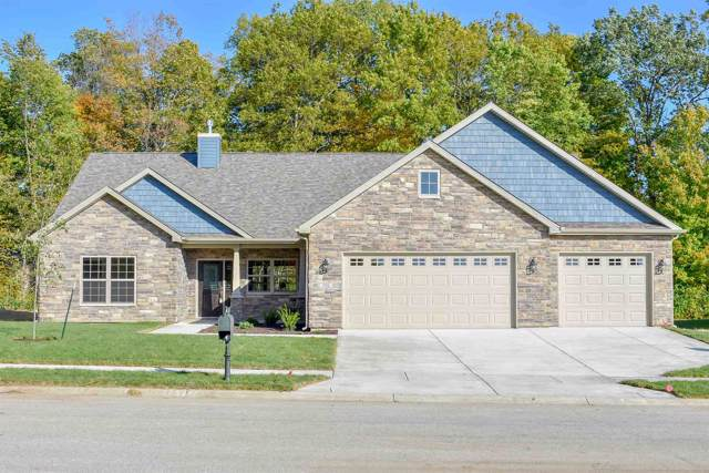 906 Bluegrass Trail, Kokomo, IN 46901 (MLS #201937153) :: The Carole King Team