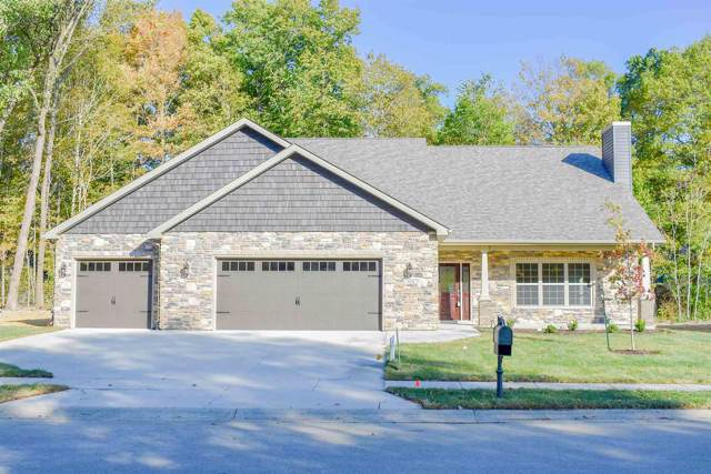 910 Bluegrass Trail, Kokomo, IN 46901 (MLS #201937155) :: The Carole King Team