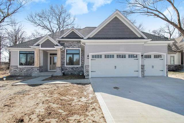 16076 Cobblestone Square Drive, Granger, IN 46530 (MLS #202007319) :: The ORR Home Selling Team