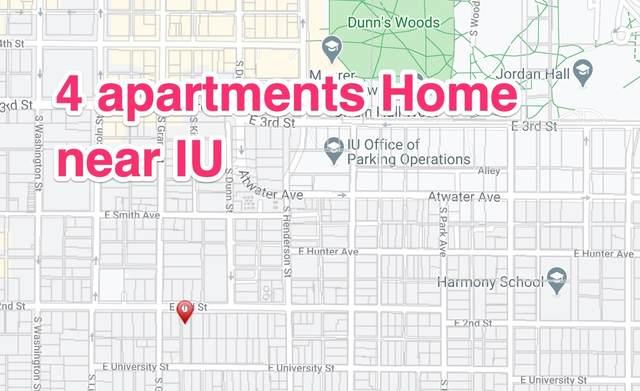 412 E 2nd Street, Bloomington, IN 47401 (MLS #202012052) :: Hoosier Heartland Team | RE/MAX Crossroads