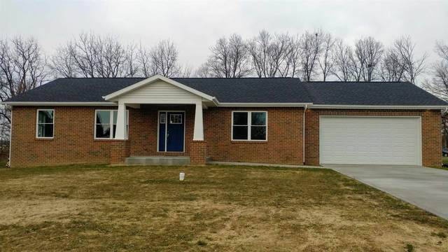 1498 E Dove Lane, Milford, IN 46542 (MLS #202040011) :: Aimee Ness Realty Group