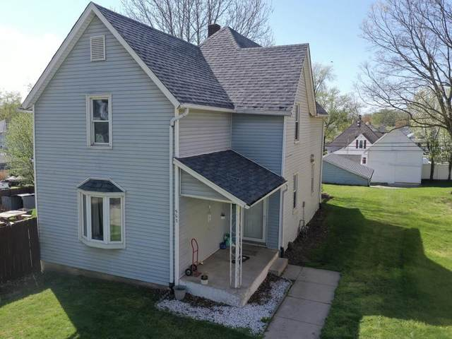 507 Montgomery Street, Logansport, IN 46947 (MLS #202113293) :: The ORR Home Selling Team
