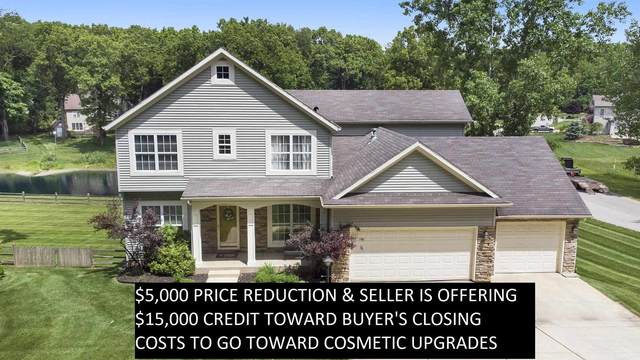 50944 Persimmon Drive, South Bend, IN 46628 (MLS #202120767) :: Parker Team