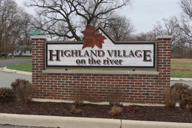 Lot 9 Highland Village Drive, Mishawaka, IN 46545 (MLS #201412208) :: Parker Team