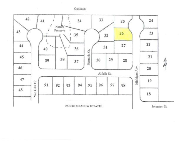 Lot 26 Michigan Ave, Goshen, IN 46528 (MLS #201424702) :: The ORR Home Selling Team