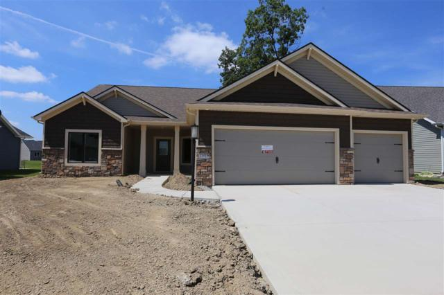 13519 Saddle Creek Lane, Grabill, IN 46741 (MLS #201750710) :: The Dauby Team