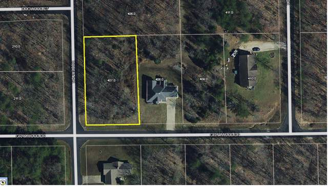 Lot #119 Gramwood Drive, Celestine, IN 47521 (MLS #201800352) :: Aimee Ness Realty Group