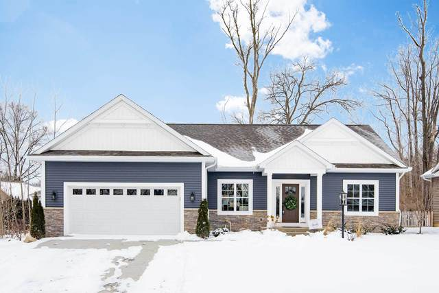 53453 Old Woodbridge Court, South Bend, IN 46637 (MLS #201953164) :: The Dauby Team