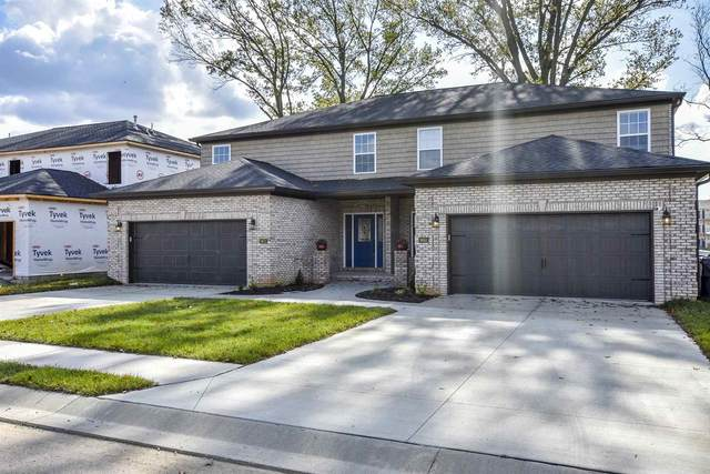 8675 Pebble Creek Drive, Newburgh, IN 47630 (MLS #202025329) :: Parker Team