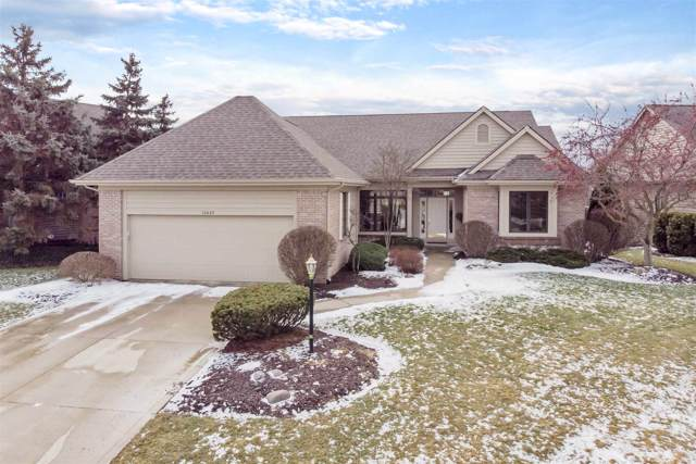 12027 Sycamore Lakes Court, Fort Wayne, IN 46814 (MLS #201905178) :: The Dauby Team