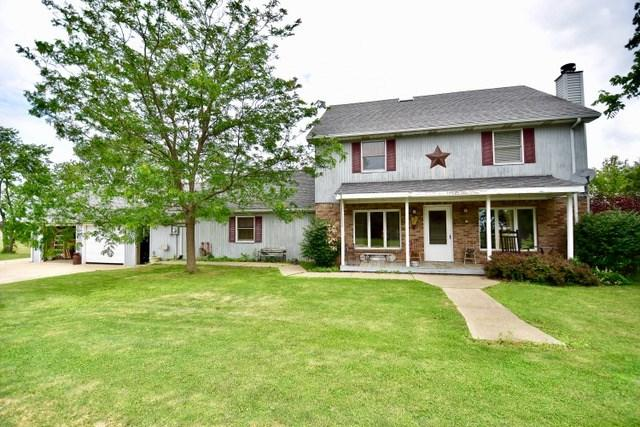 10865 W Cr 1250 N, Monticello, IN 47960 (MLS #201728450) :: The Romanski Group - Keller Williams Realty
