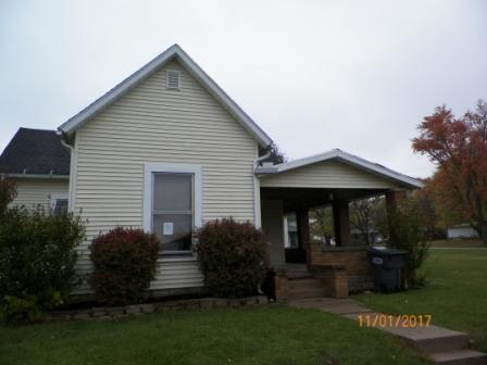 514 W Howard, Parker City, IN 47368 (MLS #201750835) :: The ORR Home Selling Team