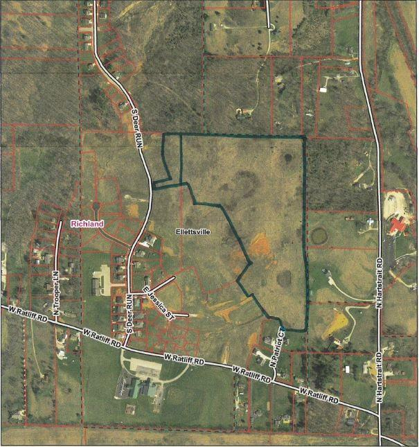 31.42 +/- Acres W Ratliff Rd, Bloomington, IN 47404 (MLS #201751150) :: Parker Team