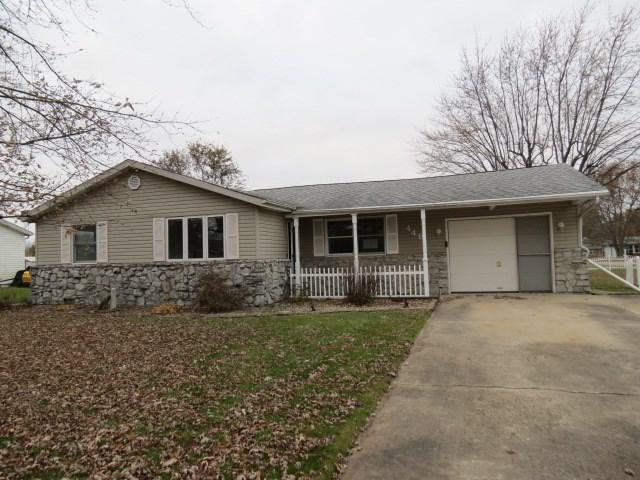 448 S Ohio Street, Parker City, IN 47368 (MLS #201753084) :: The ORR Home Selling Team