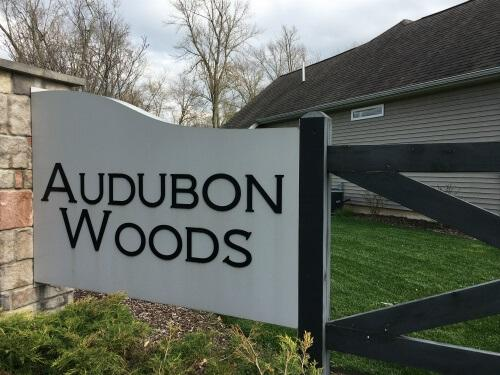 51605 Audubon Woods Drive, South Bend, IN 46637 (MLS #201753903) :: Parker Team