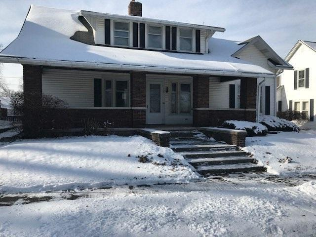 313 N Hartford, Eaton, IN 47338 (MLS #201800185) :: The ORR Home Selling Team