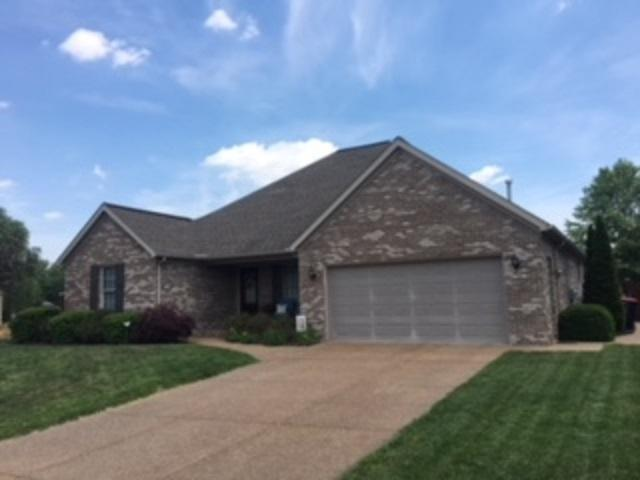 13211 Cricket Trace Drive, Evansville, IN 47725 (MLS #201822251) :: The Dauby Team
