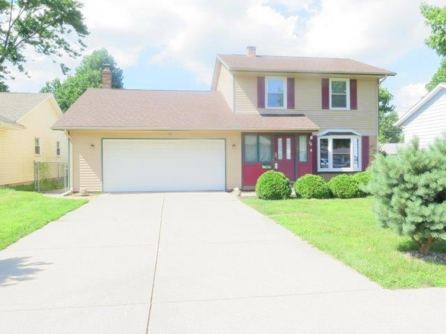 908 N Southland Drive, Lafayette, IN 47909 (MLS #201829135) :: The Romanski Group - Keller Williams Realty