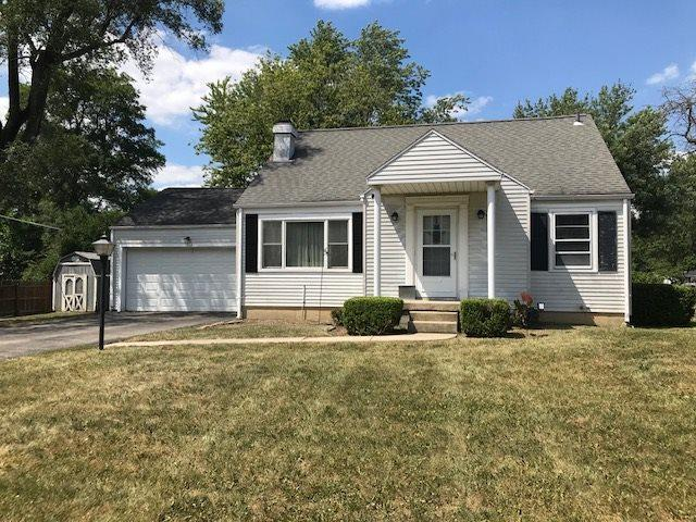 1512 W Yale, Muncie, IN 47304 (MLS #201832004) :: The ORR Home Selling Team