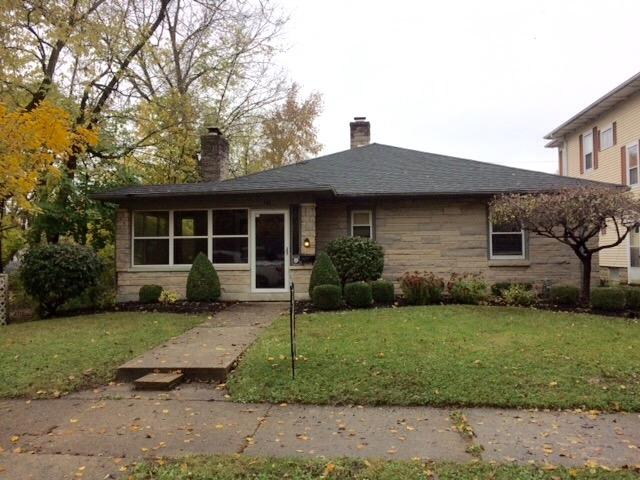 219 E South Street, Winchester, IN 47394 (MLS #201849188) :: The ORR Home Selling Team