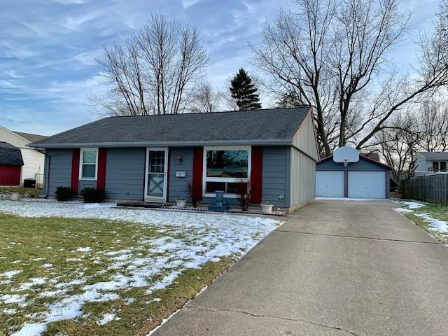 80 Blackfoot Court, Lafayette, IN 47909 (MLS #201905003) :: The Romanski Group - Keller Williams Realty