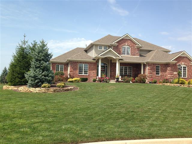 15324 Heron Lakes Crossing, Fort Wayne, IN 46814 (MLS #201906200) :: The ORR Home Selling Team