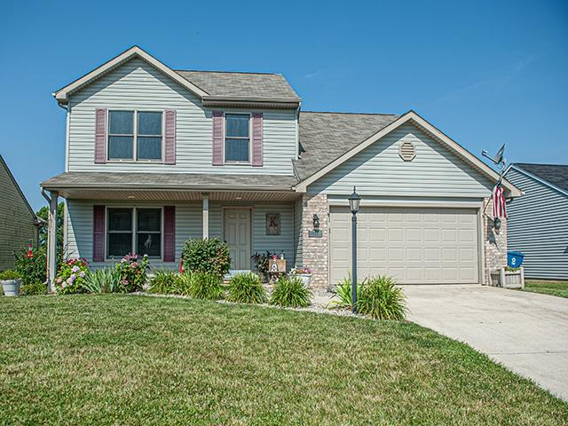 15051 Towne Park Run, Huntertown, IN 46748 (MLS #201932417) :: TEAM Tamara
